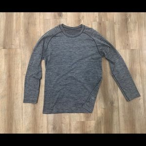 Lululemon Men Long Sleeve
